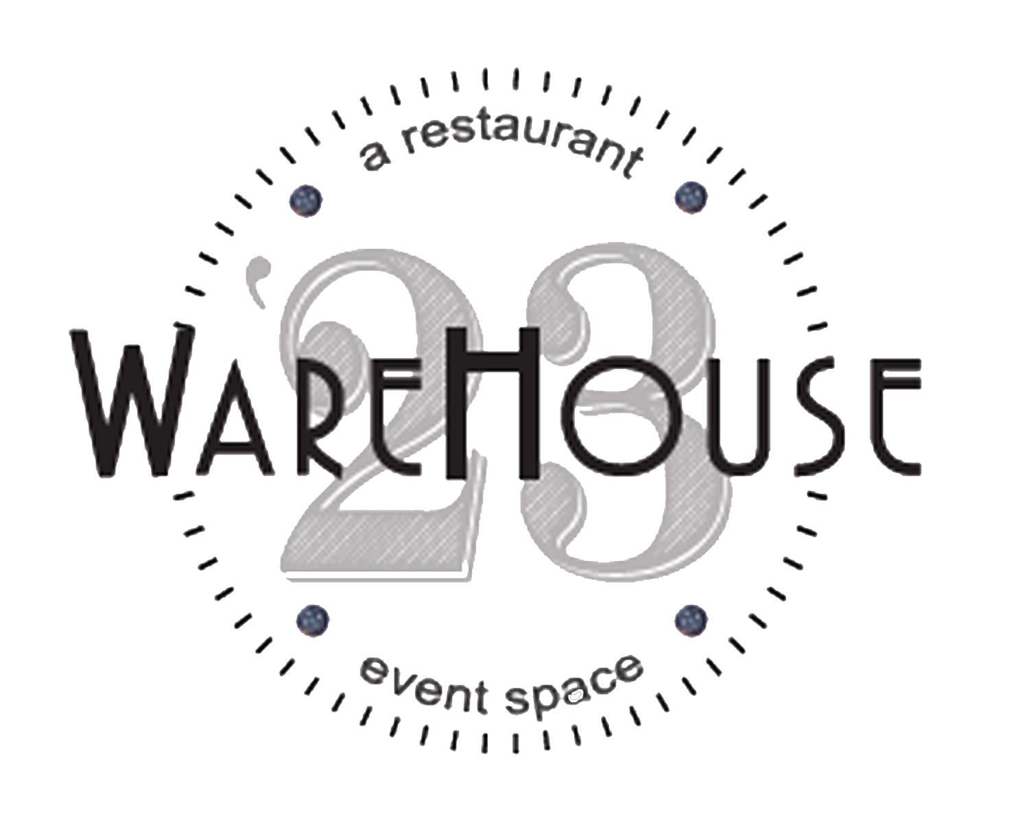 Warehouse 23 logo