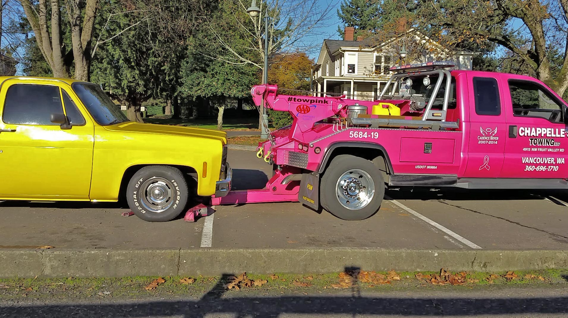 AAA Towing Service Roadside Assistance Vancouver WA