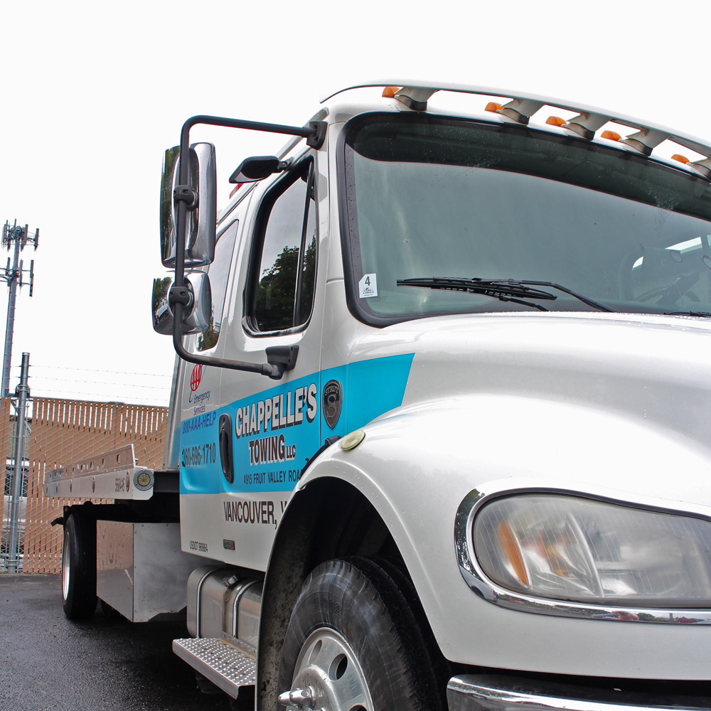 Roadside Assistance Vancouver Wa Aaa Towing Service Chappelle S